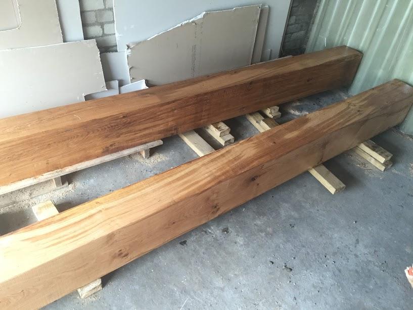 oak-beams